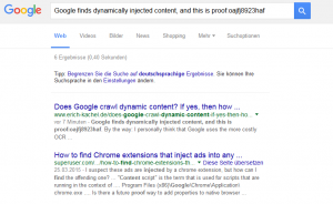 2015-09-16 18_26_47-Google finds dynamically injected content, and this is proof_oajfj8923haf - Goog
